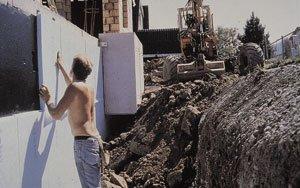 Fundamenty - Izolacja termiczna i ochrona ścian piwnic