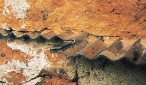 Fundamenty - Izolacje z żelaznych płyt
